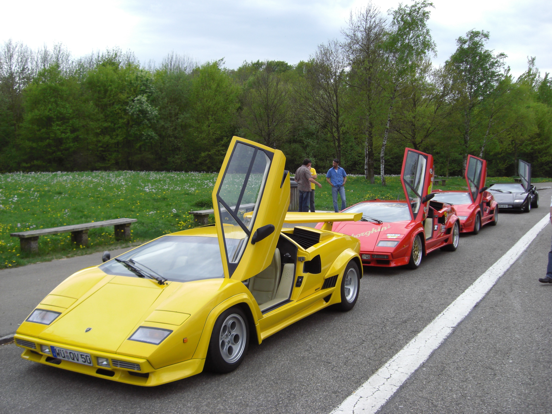 Hockenheim%20Historic%20April%202009%20236 Wonderful Lamborghini Countach Strohm De Rella Cars Trend