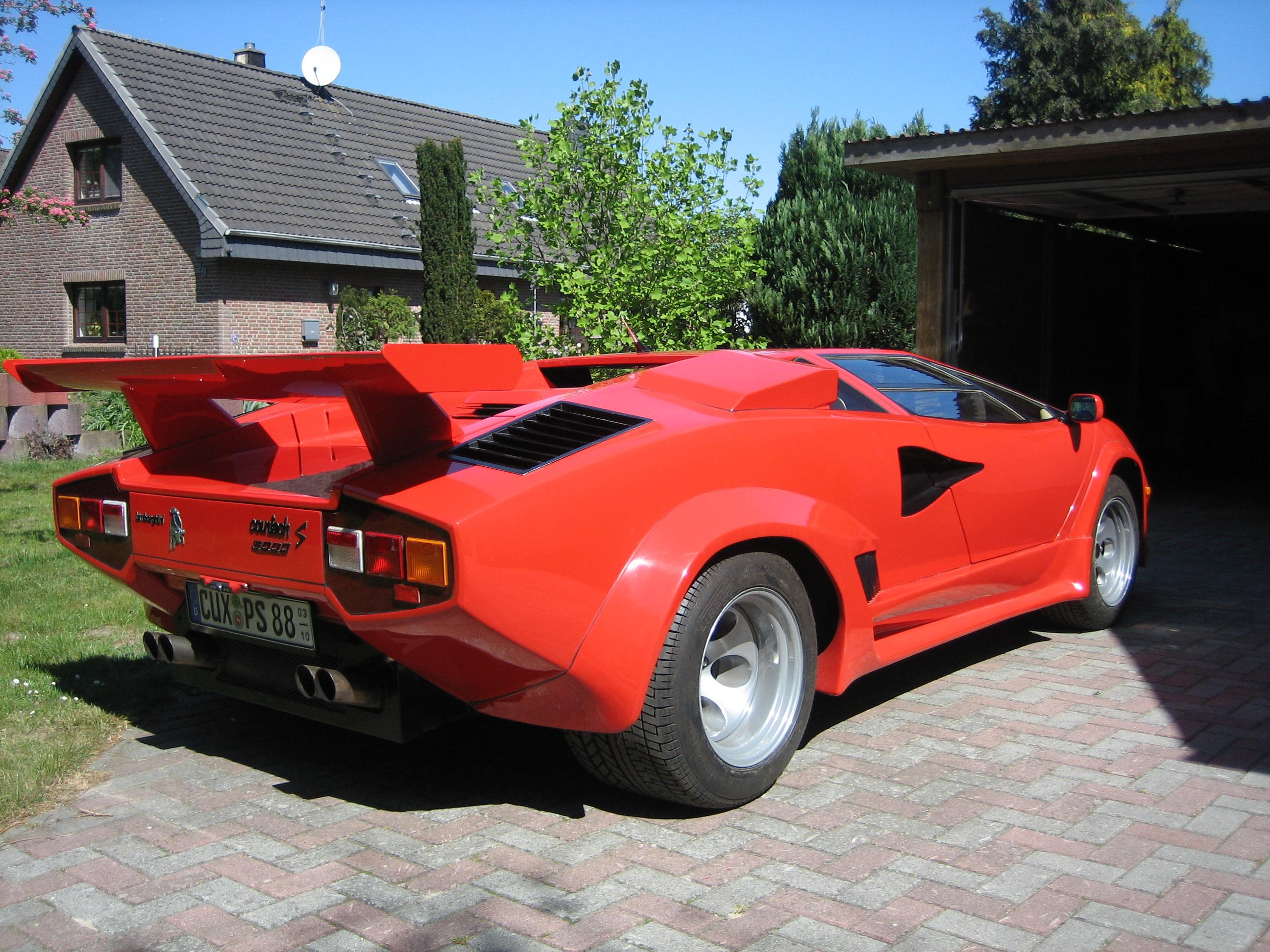 IMG_6522 Wonderful Lamborghini Countach Strohm De Rella Cars Trend