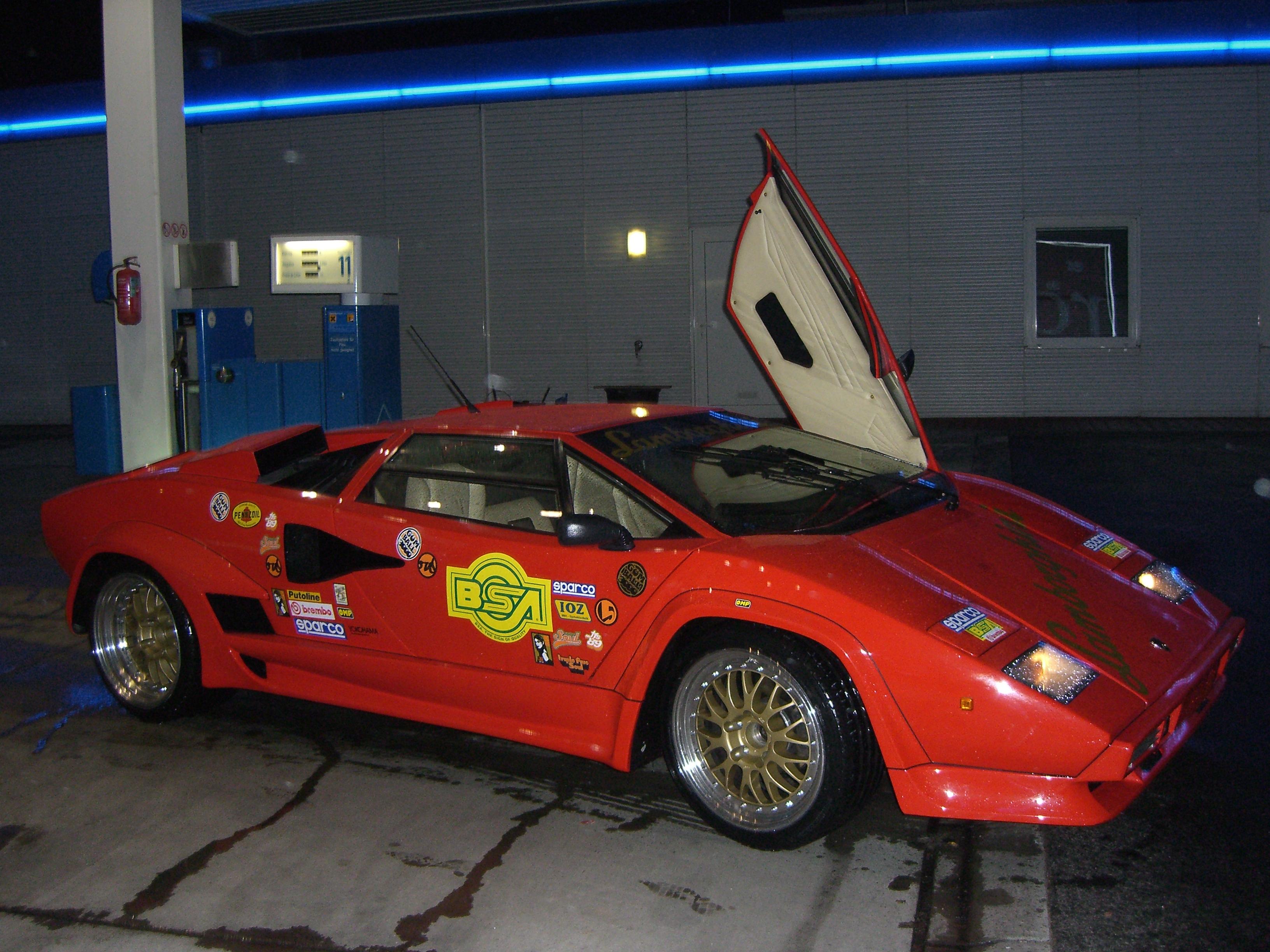 N%C3%BCrnberg%20COYS%20Dez.06%20133 Wonderful Lamborghini Countach Strohm De Rella Cars Trend