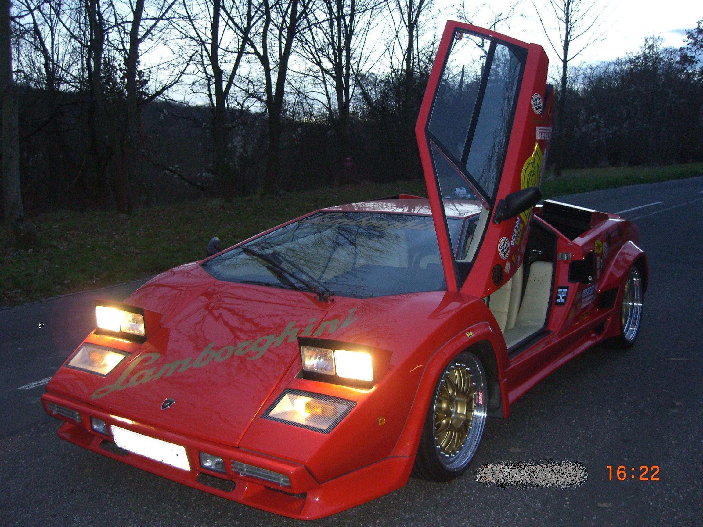 strohm%20f%C3%BCr%20222 Wonderful Lamborghini Countach Strohm De Rella Cars Trend
